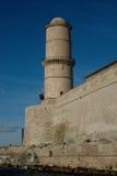 Fort Jean Marseille Zdjęcie Royalty Free