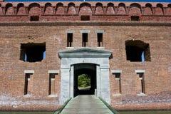 fort Jefferson Obraz Royalty Free
