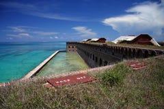 Fort Jefferson Photo stock