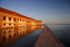 Fort Jefferson Stock Images