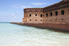 Fort Jefferson Dry Tortugas Stock Image