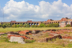 Fort Jefferson Florida Stock Photo