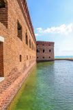 Fort Jefferson Floryda Obrazy Royalty Free
