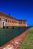 Fort Jefforson Royalty Free Stock Images