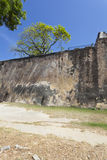 Fort Jesus in Mombasa, Kenya Stock Photography