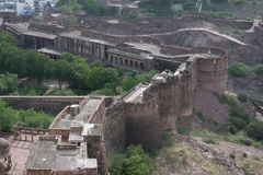 fort jodhpur Arkivfoto