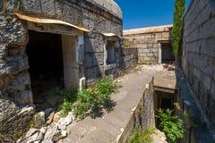 Fort Kabala inside view Royalty Free Stock Image