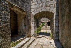 Fort Kabala main gate Royalty Free Stock Photos