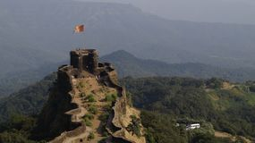 Pratap fort royalty free stock photo