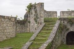 Fort Knin w Chorwacja Zdjęcie Stock