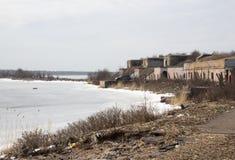 Fort Konstantin Obraz Stock