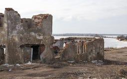 Fort Konstantin Fotografia Stock