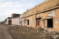 Fort Konstantin Obrazy Stock