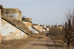 Fort Konstantin Fotografia Royalty Free