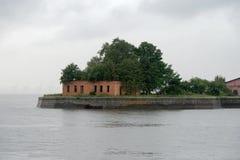 The Fort Of Kronshlot. Kronshtadt Stock Image