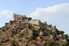 Fort kumbhalgarh Royalty Free Stock Photos
