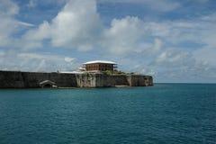 Fort la Caraïbe des Bermudes Photo libre de droits