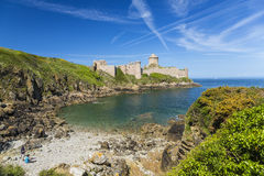 Fort La Latte, Cap Frehel, Brittany, Royalty Free Stock Photos