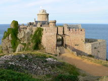 Fort La Latte, Plevenon ( France ) Royalty Free Stock Photography