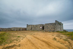Fort La Marchant Royalty Free Stock Photography