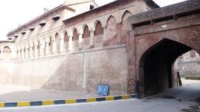 fort lahore Photo libre de droits