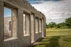 Fort Laramie Obraz Royalty Free