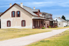 Fort Laramie National Historic Site Royalty Free Stock Images
