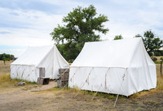 Fort Laramie National Historic Site Stock Photography