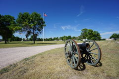 Fort Laramie National Historic Site, Wyoming Stock Photography