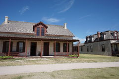 Fort Laramie National Historic Site, Wyoming Royalty Free Stock Photos