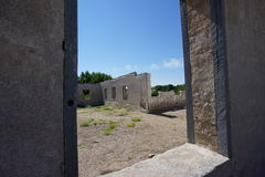 Fort Laramie National Historic Site, Wyoming Royalty Free Stock Image