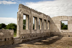 Fort Laramie Royalty Free Stock Image