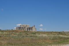 Fort Laramie, Wyoming. Fort Laramie National Historic Site in Wyoming royalty free stock photos