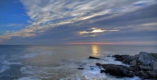 fort latarnia morska Williams Zdjęcie Stock