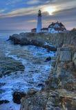 fort latarnia morska Williams obrazy stock