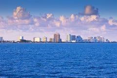 Fort Lauderdale,佛罗里达 免版税图库摄影