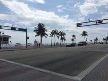Fort Lauderdale royaltyfri fotografi