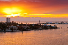 Fort Lauderdale Stockfoto