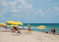 Fort Lauderdale Beach Stock Photos