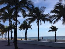 Fort Lauderdale Royalty Free Stock Photography