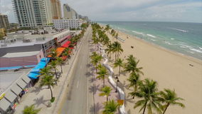 Fort Lauderdale Beach Florida Royalty Free Stock Photography