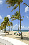 Fort Lauderdale beach Florida Stock Images