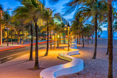 Fort Lauderdale Beach Royalty Free Stock Images