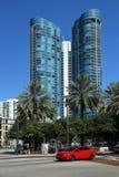 Fort Lauderdale del centro, Floida Immagini Stock Libere da Diritti