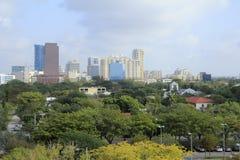 Fort Lauderdale du centre photographie stock