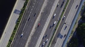 Fort Lauderdale FL de la antena 595 almacen de video