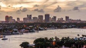 Fort Lauderdale, Florida video d archivio
