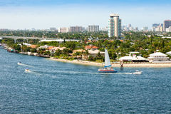 Fort Lauderdale, Florida Stock Photography
