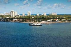 Fort Lauderdale Florida Royaltyfria Bilder