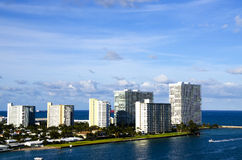 Fort Lauderdale Florida Stockfotos